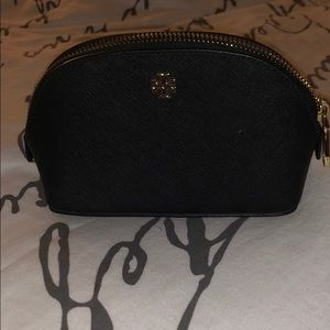 Tory Burch Robinson cosmetic pouch